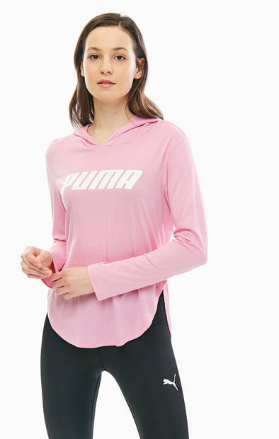 Puma Жакет женский Modern Sports Light Cover up Pa, pink. Фото N2