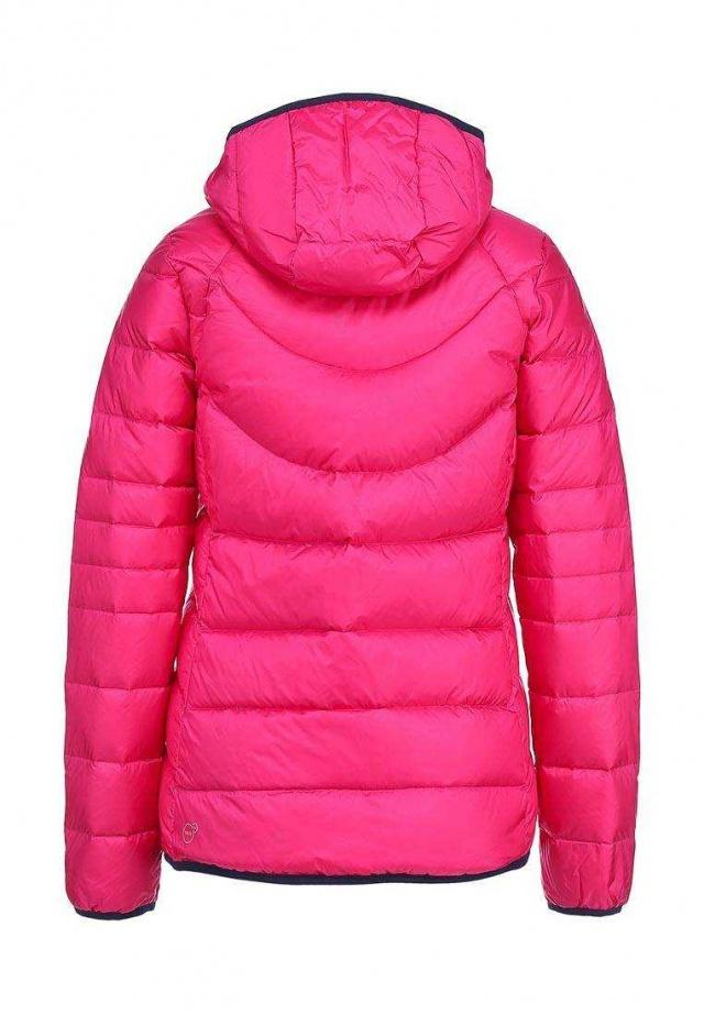 PUMA Пуховик ACTIVE GOOSE DOWN JACKET, pink. Фото N2
