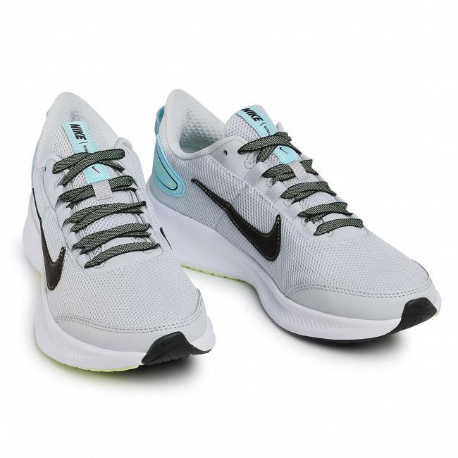 NIKE Кроссовки женские W RUNALLDAY 2, grey, black, blue CD0224-007