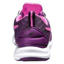 ASICS Кроссовки женские RUNNING SHOES, violet, pink. Фото N5