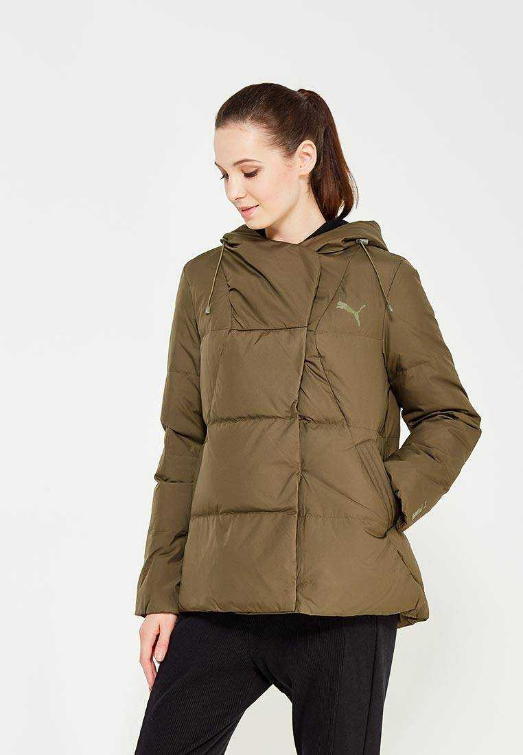 PUMA Пуховик Style 480 HD Down Jacket, khaki