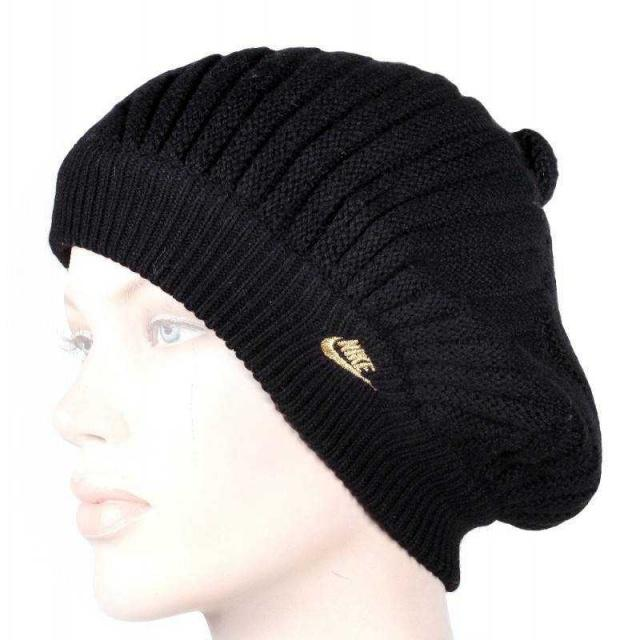 NIKE Шапка LINED  HAT, black