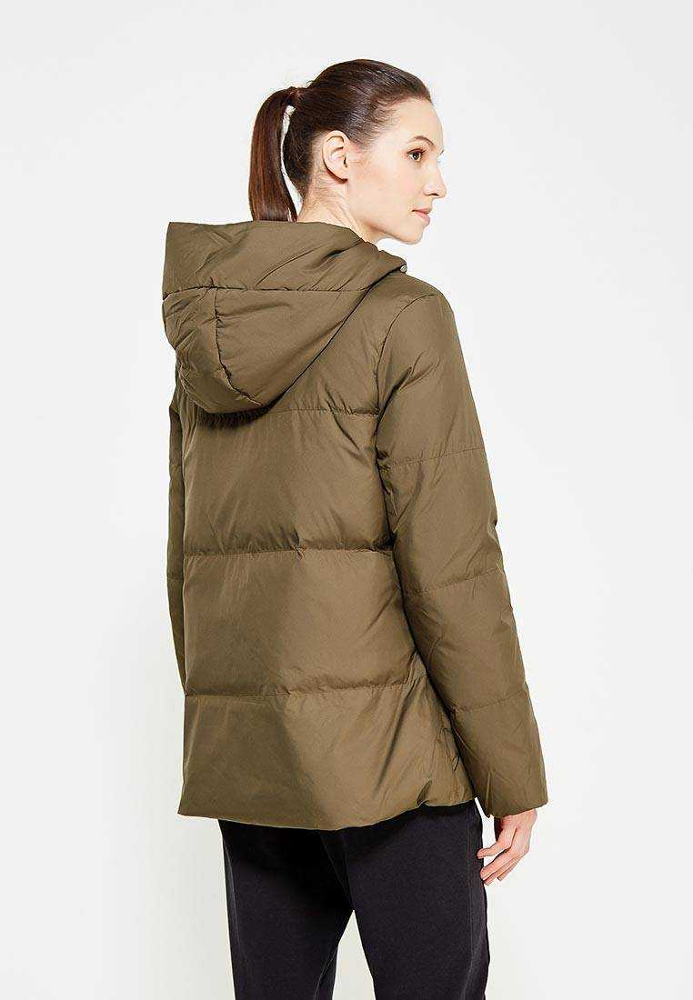 PUMA Пуховик Style 480 HD Down Jacket, khaki. Фото N2