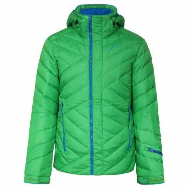 ICEPEAK Пуховик BEDRO DOWN JACKET, green