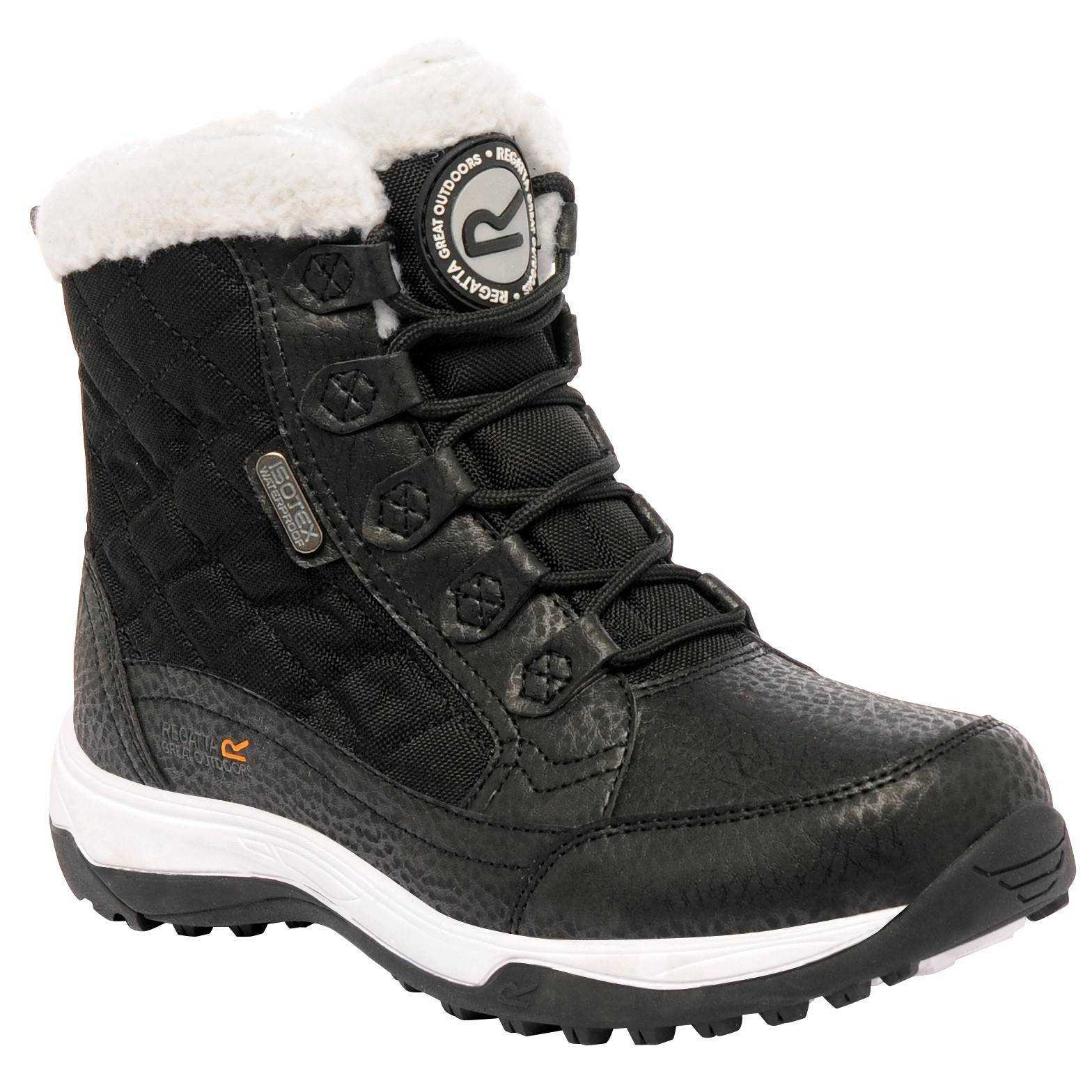 REGATTA Ботинки женские LEDY ASTORIA WINTER BOOTS, black