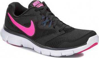 NIKE FLX EXPERIENCE RN3 MSL Кроссовки женские, black, pink