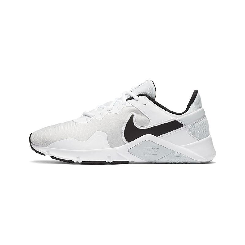 NIKE Кроссовки мужские LEGEND ESSENTIAL 2, white, black