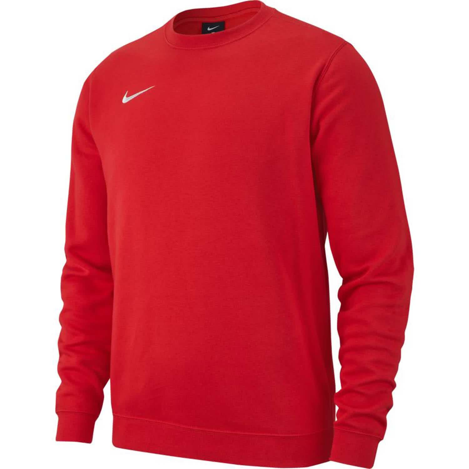 NIKE Жакет мужской CREW FLEECE TEAM CLUB, red