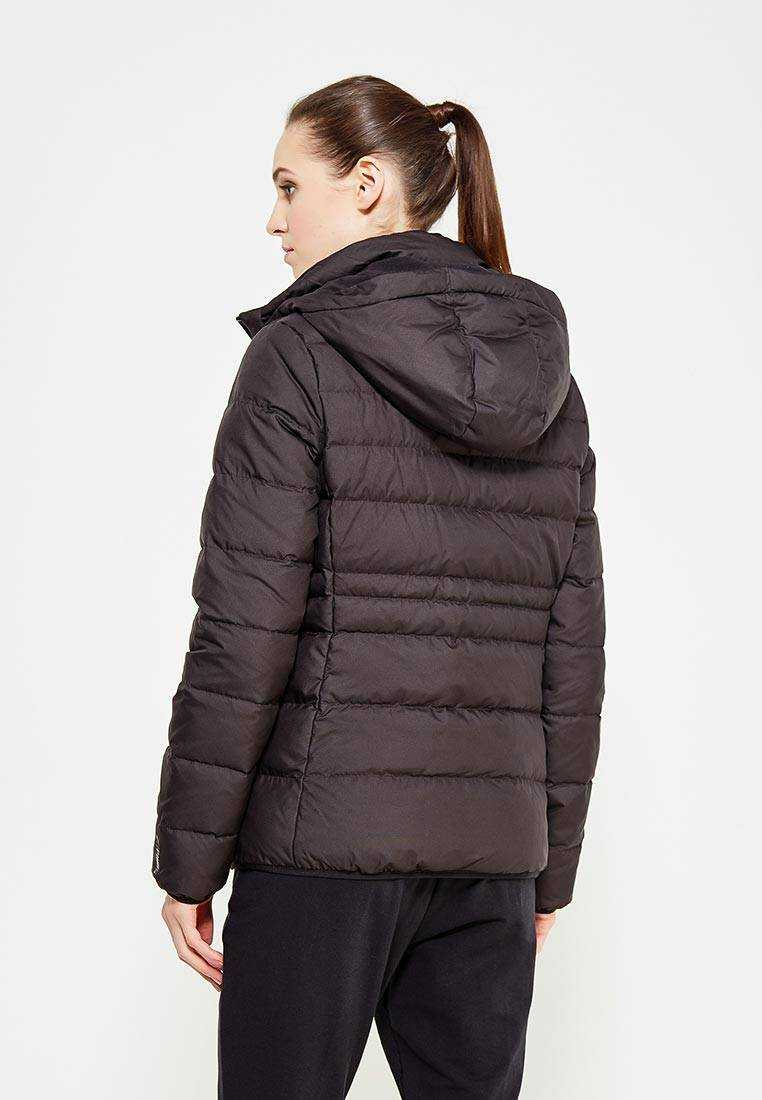 PUMA Пуховик ESS 400 HOODED DOWN JACKET W, black. Фото N3