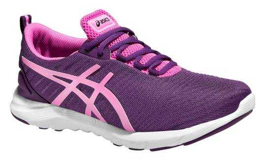 ASICS Кроссовки женские RUNNING SHOES, violet, pink T673N3319