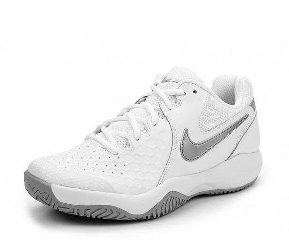 NIKE Кроссовки женские Air Zoom Resistance Tennis Shoe, white