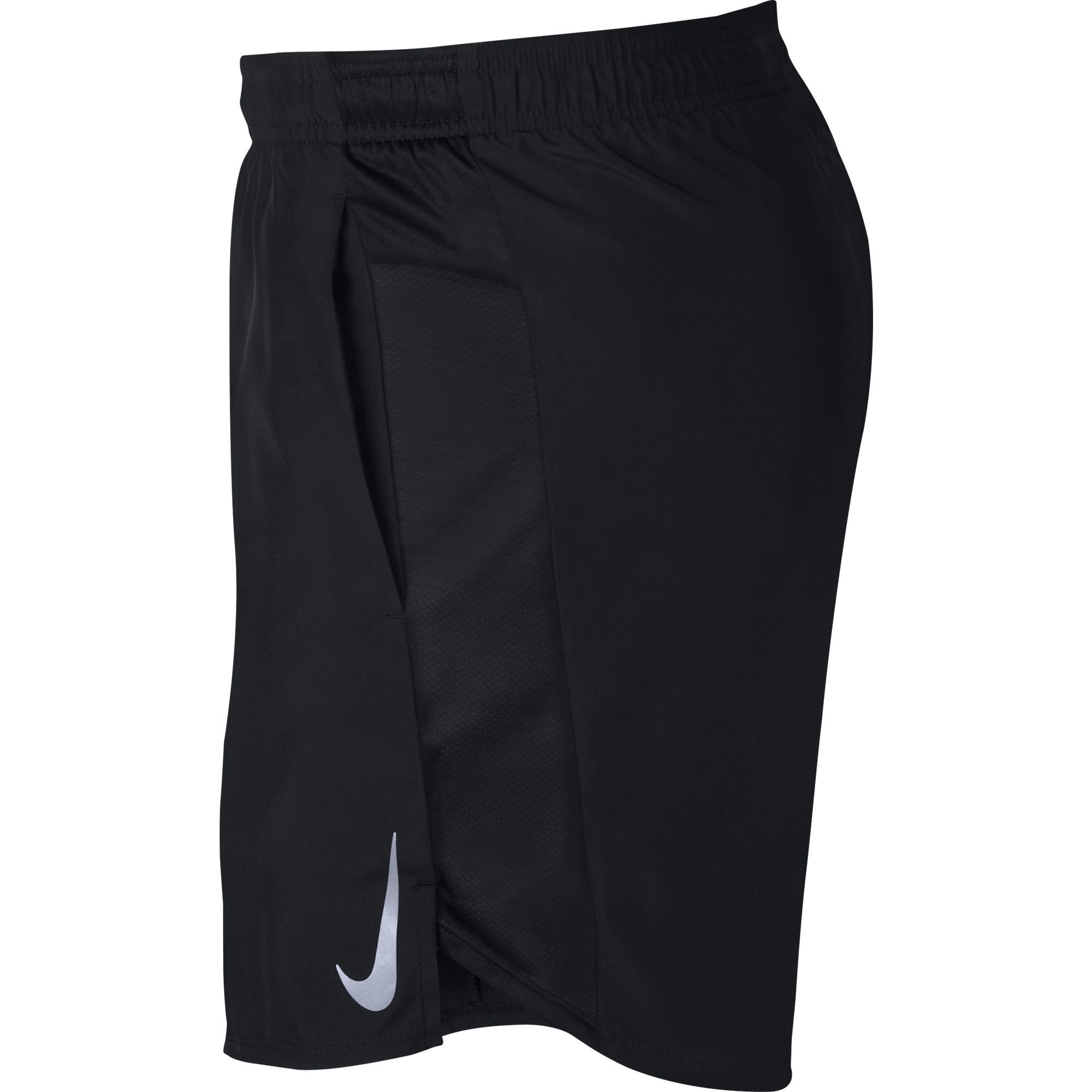 NIKE Шорты мужские M NK CHLLGR SHORT 5IN BF, black. Фото N2