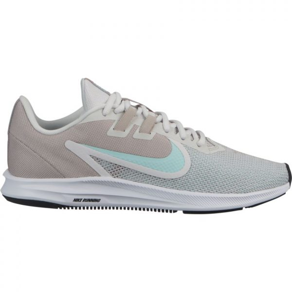NIKE Кроссовки женские DOWNSHIFTER 9, grey, white. Фото N2