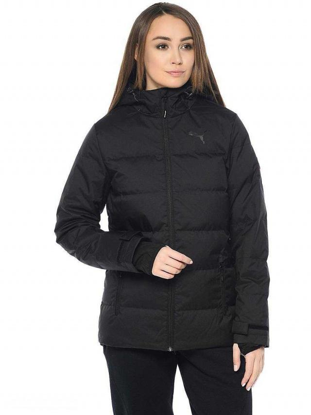 PUMA Пуховик ACT Protective Down Jacket, black