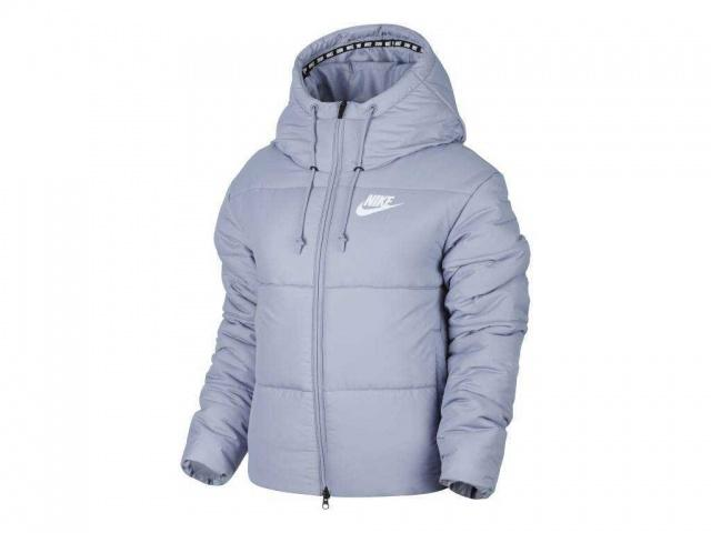 NIKE Куртка женская Sportswear Advance 15, light blue
