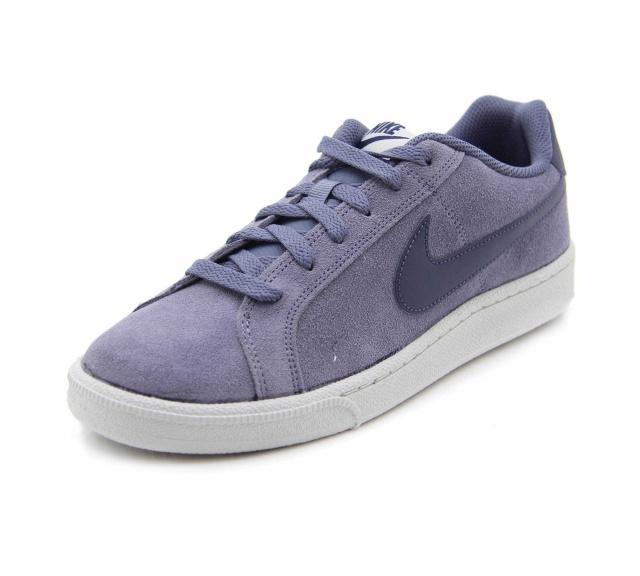 NIKE Кеды мужские COURT ROYALE SUEDE, blue