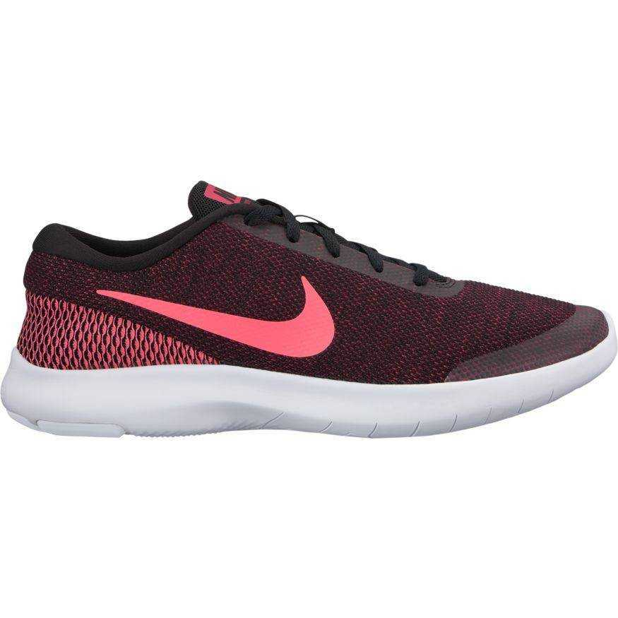NIKE Кроссовки женские Women's Flex Experience RN 7 Running Shoe, black, pink . Фото N2