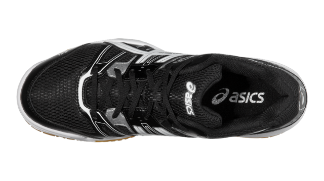 ASICS Кроссовки GEL ROCKET 7, black. Фото N3