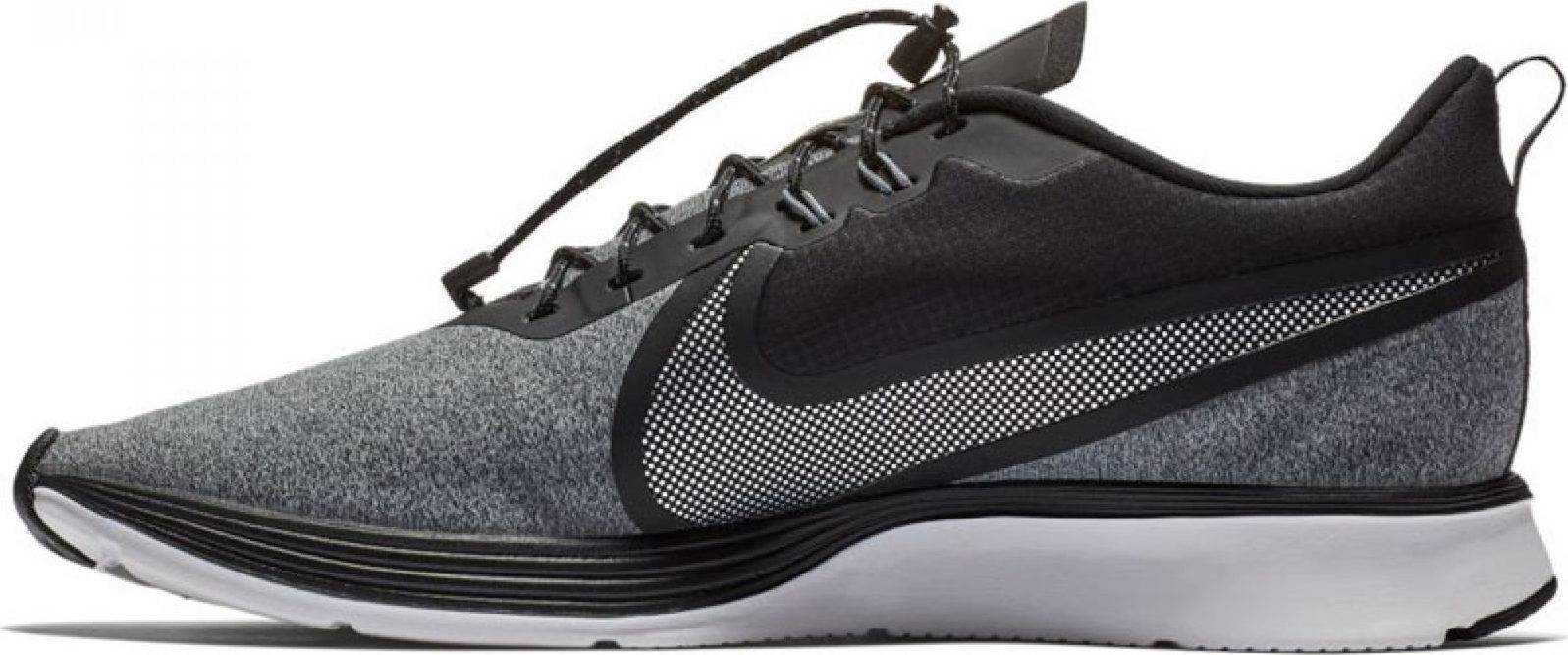 NIKE Кроссовки мужские Zoom Strike 2 Shield, grey, black. Фото N5