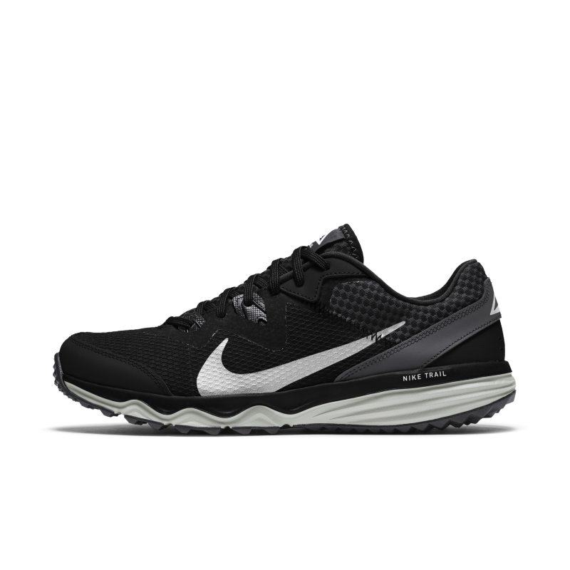 NIKE Кроссовки мужские JUNIPER TRAIL, black, white CW3808-001