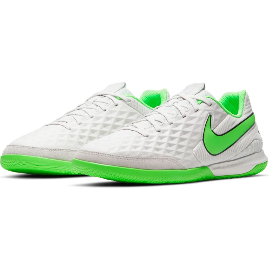 NIKE Бутсы мужские TIEMPO LEGEND 8 ACADEMY IC, white, green1