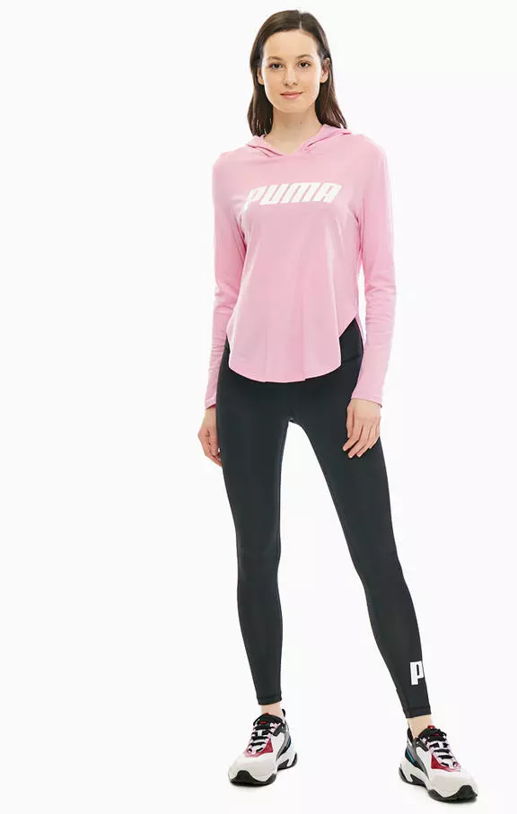 Puma Жакет женский Modern Sports Light Cover up Pa, pink. Фото N4
