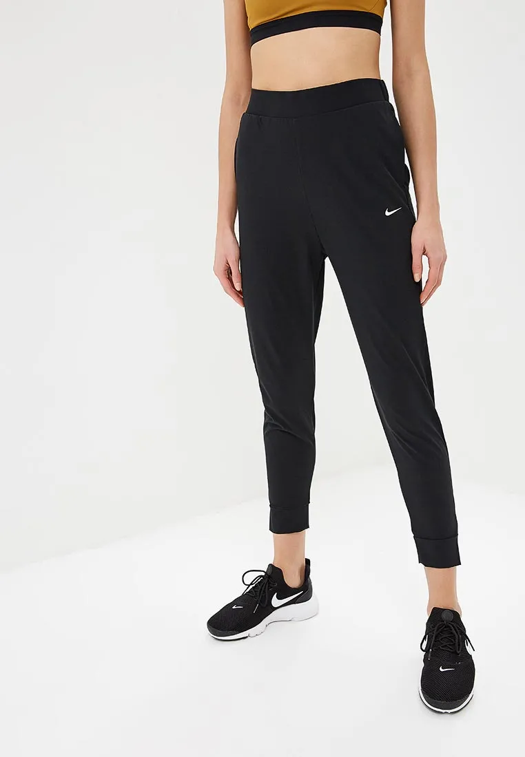 NIKE Брюки женские NK BLISS VCTRY PANT, black. Фото N4