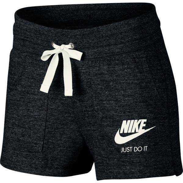 NIKE Шорты женские Sportswear Gym Vintage Womens Shorts, black