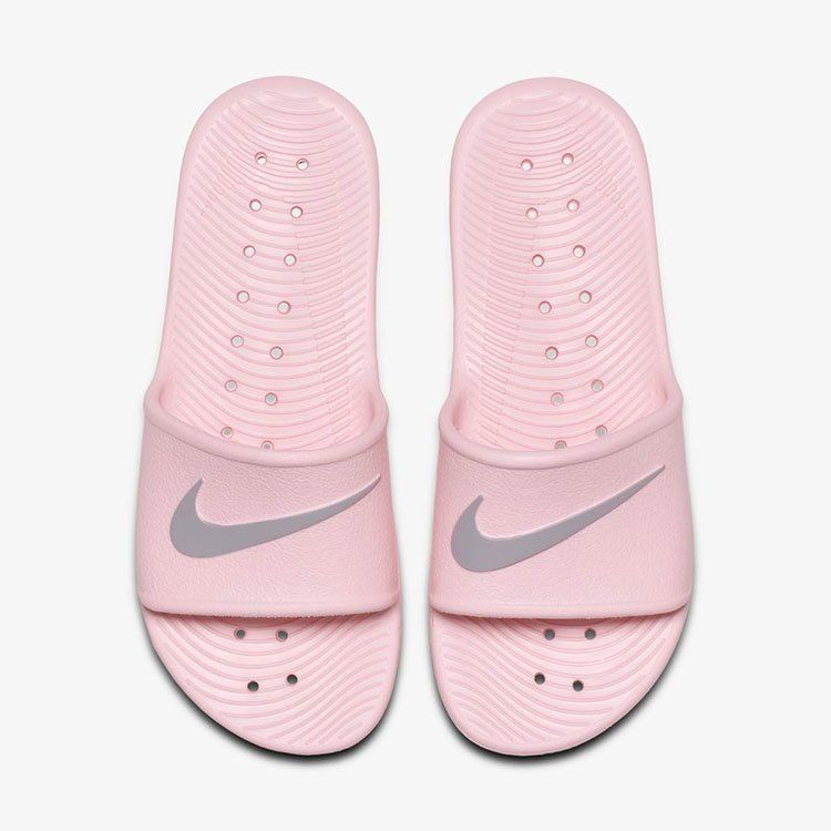 NIKE Сланцы женские KAWA SHOWER SANDAL, pink. Фото N2