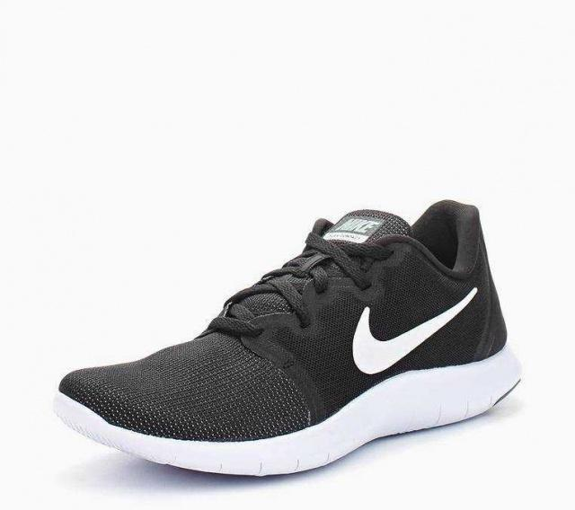 NIKE Кроссовки WMNS NIKE FLEX CONTACT 2, black, white