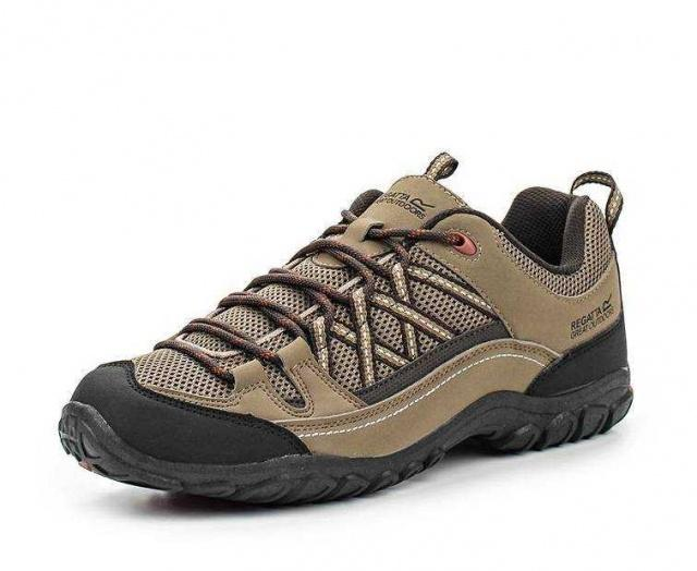 REGATTA Ботинки мужские Edgepoint II Low, brown, black