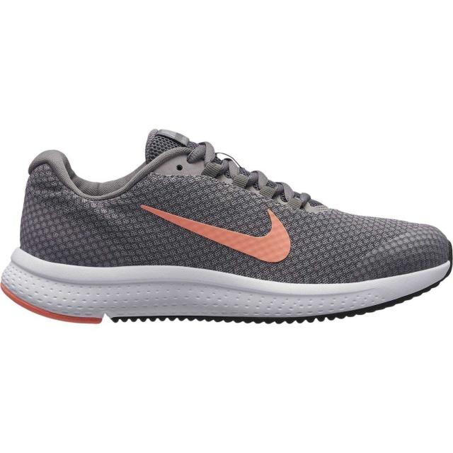NIKE Кроссовки RunAllDay Running Shoe, grey, coral 898484-014