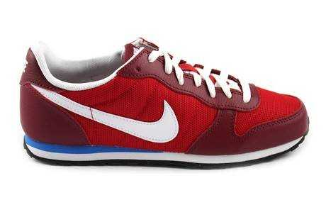 NIKE Кроссовки мужские GENICCO, red, white, blue