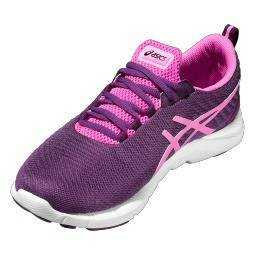 ASICS Кроссовки женские RUNNING SHOES, violet, pink. Фото N4