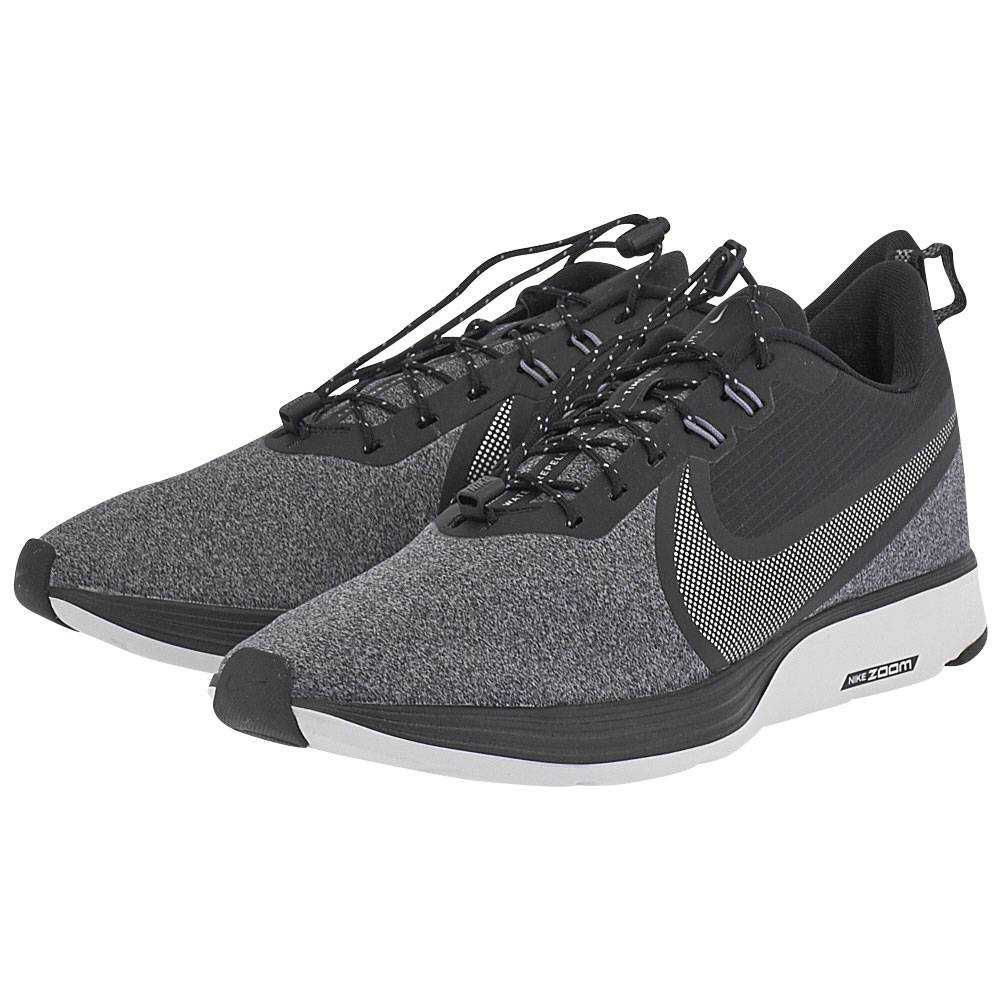 NIKE Кроссовки мужские Zoom Strike 2 Shield, grey, black