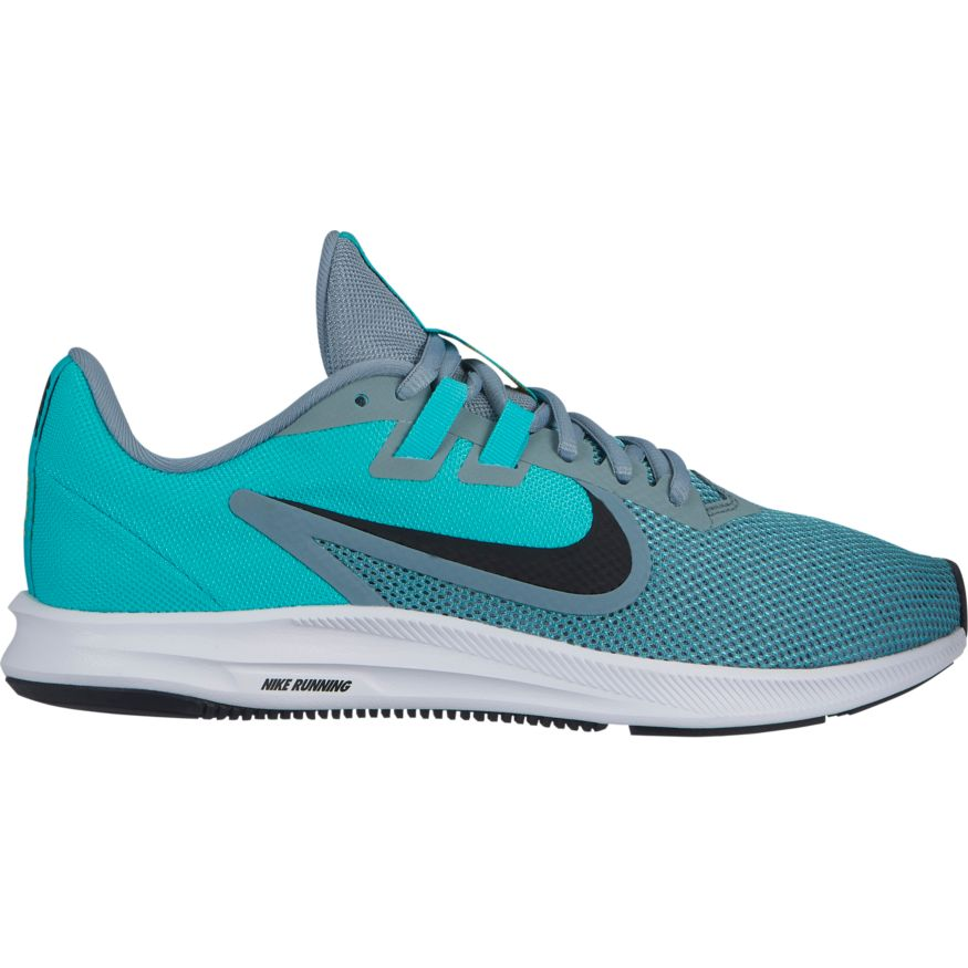NIKE Кроссовки женские DOWNSHIFTER 9, turquoise, grey, black