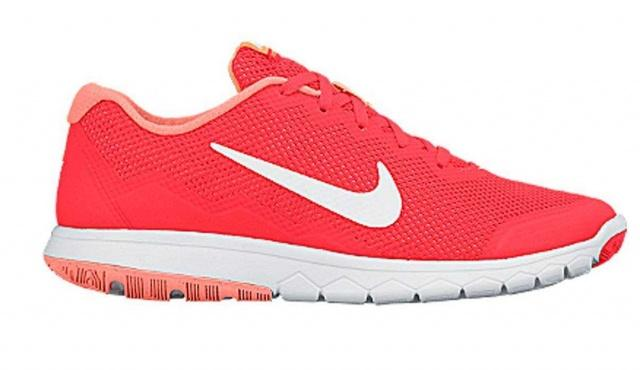 NIKE Кроссовки женские FLEX EXPERIENCE 4, red