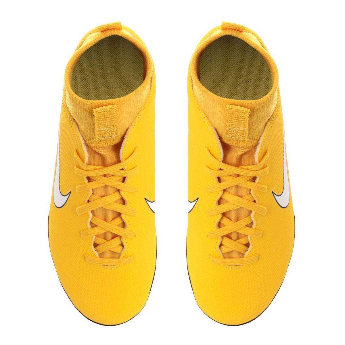 NIKE Бутсы Neymar SuperflyX 6 Club IC, amber. Фото N3