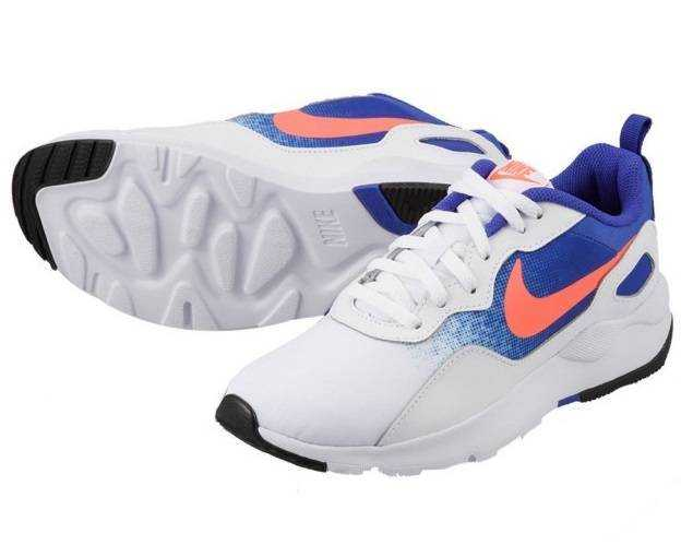 NIKE Женские кроссовки WOMEN'S STARGAZER, white,blue. Фото N2