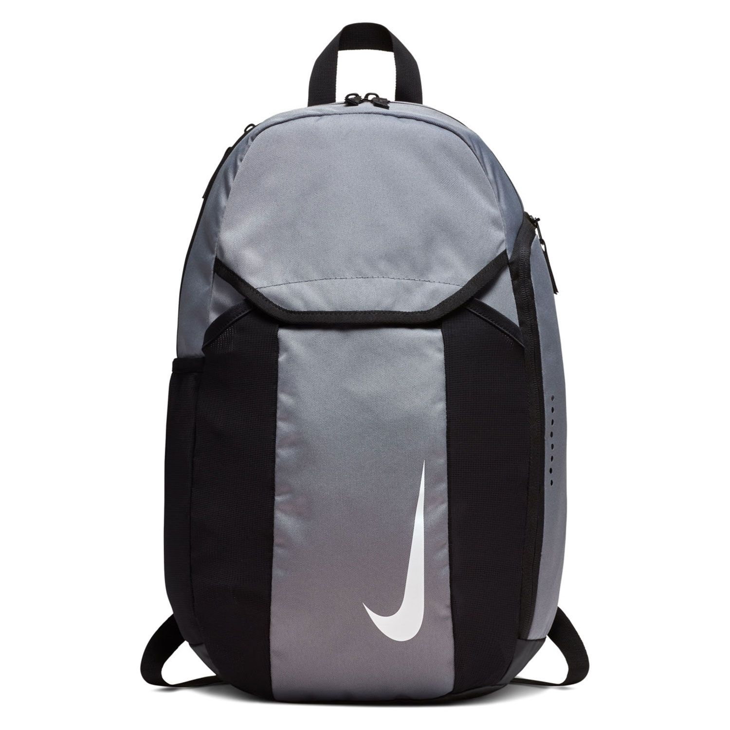 NIKE Рюкзак ACADEMY TEAM, black, grey