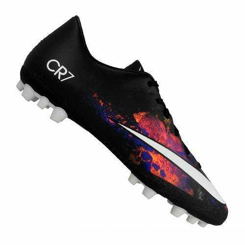 NIKE Кроссовки мужские Mercurial Victory V AG-R, black, red, blue