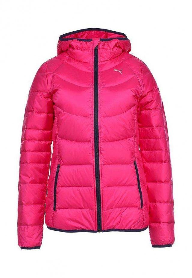 PUMA Пуховик ACTIVE GOOSE DOWN JACKET, pink