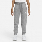 NIKE Брюки детские B NSW CLUB FT JOGGER PANT, grey