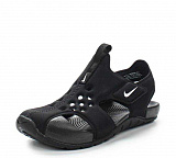 NIKE Сандалии детские Boys' Nike Sunray Protect 2 (PS) Preschool Sandal, black