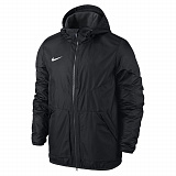 NIKE Куртка детская BOYS TEAM FALL JACKET, black