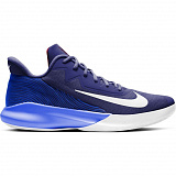 NIKE Кроссовки мужские PRECISION IV, dark blue, white
