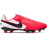 NIKE Бутсы мужские TIEMPO LEGEND 8 ACADEMY MG, red, black
