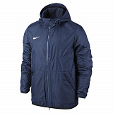 NIKE Куртка детская BOYS TEAM FALL JACKET, dark blue