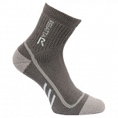 REGATTA  Носки 3 SEASON TREK TRAIL, dark grey, grey, white