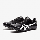 ASICS Шиповки HYPERSPRINT 7, black, white